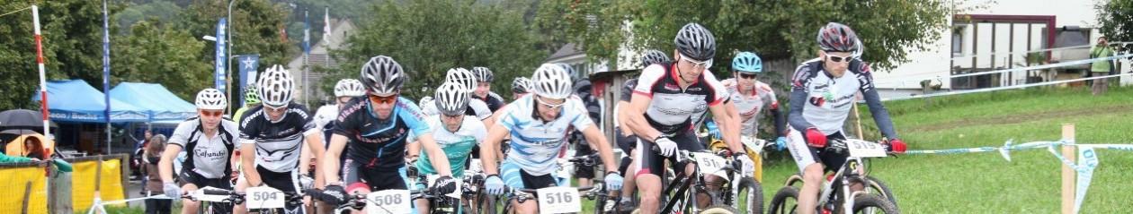 Bike Rennen Giebenach